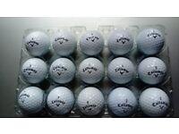 GOLF BALLS....TITLEIST,CALLAWAY,SRIXON,TAYLORMADE,NIKE