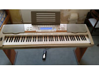 Casio WK800 keyboard vgc fantastic 88 note (full size) keyboard with 100s of features