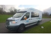 ford transit campervan, 5 seater motorhome on v5, £19995ono px pleasure