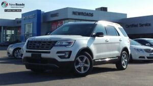 2016 Ford Explorer XLT XLT, 7 Pass, Pano Roof, No Accident