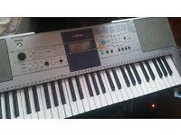 yamaha 61 key midi keyboard