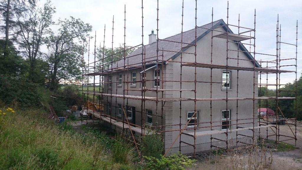 Scaffolding for 2 storey house in Dromara County Down  : 86 from www.gumtree.com size 1024 x 576 jpeg 139kB