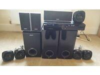 LG & Sony Speakers