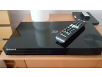 Samsung BD-H6500 3D Blu-Ray Player Pre-owned