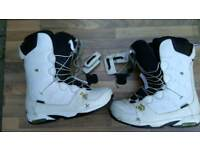 Legend snowboard boots size 10.5 in good used condition!Can deliver or post!