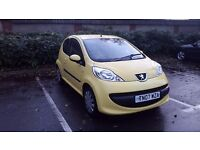 Peugeot 107 1.0 Urban - Amazingly low fuel consumption and Tax
