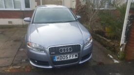 Audi a4 2l tdi 81529 miles sline swap for a3 tfsi or civic