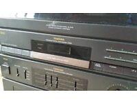 TOSHIBA Hi-Fi Midi Stereo System