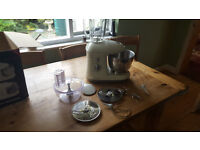 Russell Hobbs, Classic white 3-in-1 Food Processor