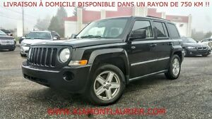 2010 Jeep Patriot Sport/North 4X4 TOIT OUVRANT