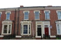 Self contained studio to let on Azalea Terrace North, Ashbrooke, Sunderland