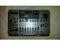 boss digital recording studio br-900 cd