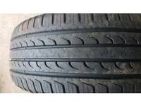 225 55 18 AS NEW!! 8MM Premium Goodyear EfficientGrip SUV 4X4