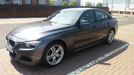 BMW 320D Msport 14 reg Grey 46K miles