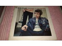 BOB DYLAN-HIGHWAY 61 REVISTED-1967 DUTCH RELEASE-CBS-VINYL L.P