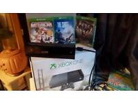 Xbox One Call of Duty console ltd Kinect sensor Plus games