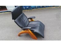 The perfect Chair one touch zero gravity reclining chair designed by NASA RRP £2500