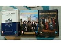 Downton Abbey Dvds. Ex Con. Patchway