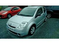 08 Citroen C2 Cachet 3 Door 69000 Mls MOT March 19 History NICE car Can be Seen anytime