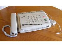 Thermal Fax Machine - Samsung SF40