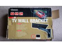 "Vivanco wall bracket, platform style, for TVs up to 21"". BNIB"