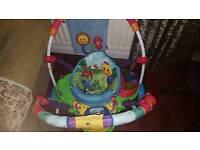 Baby Bright Starts Jumperoo £20 ono