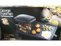 Healthy tasty grill - George foreman