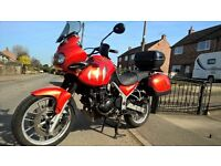 Triumph Tiger 955i 2005, 55 plate, 1 Previous owner, 37500 miles, full luggage