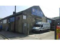 Garage/warehouse for sale
