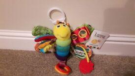 NEW Lamaze pram toy - Freddie firefly