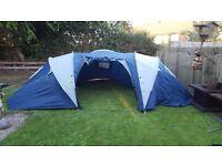 3 bedroom large famliy tent
