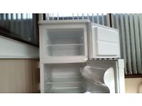 excellant zanusi fridge freezer