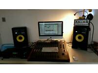 Krk Rokit 8 G3 Studio monitors