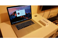 """MacBook Pro 15"""" (late 2015) AMD 512GB with £79 Magic Mouse 2"""