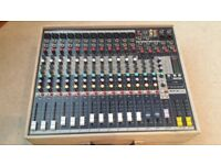 Soundcraft EFX 12 Channel Mixer with Lexicon Digital Effects