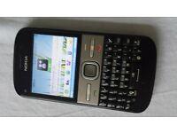 Nokia E5 unlocked