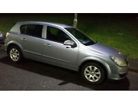 04 ASTRA new shape ,new MOT ,low mileage with perfect drive