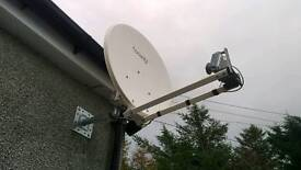 Satellite equipment