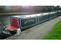 Narrow Boat to Rent