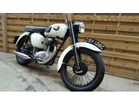 BSA C15 250cc 1965