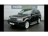 RANGE ROVER IMMACULATE LOW MILES 2.7 HSE