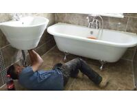 Plumber,electrician gas engineer offering pluming heating and electrical work at competitive price