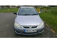 2006 Vauxhall Corsa 1.4 Design Auto 5 Door Hatchback Full Automatic