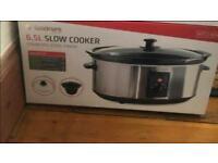 Goodman's 6.5lt Slow Cooker NEW