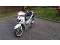 Honda SH125 Scooter 125cc Moped