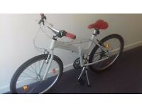 Pininfarina Design Folding Bike Adult Size: 26 ""