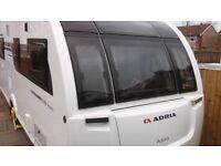 Adria Adora Seine 612 DL (2017) with SOLAR Panel