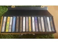 Selection of cassettes