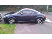 audi tt seeling with regret but need to buy a family car
