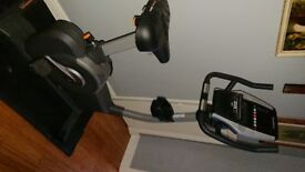 NordicTrack Commercial u100 Exercise Bike - gym quality